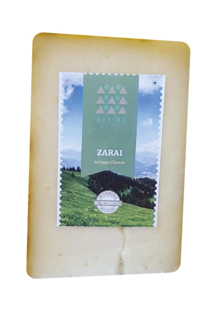 Himalayan Zarai Cheese